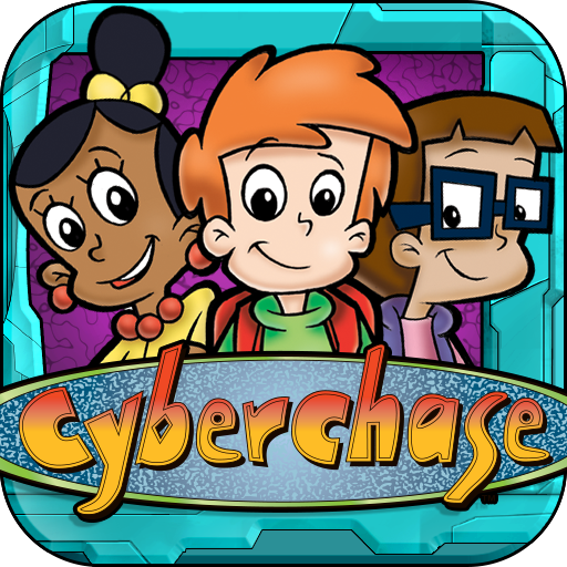 Ruckus Reader Cyberchase icon