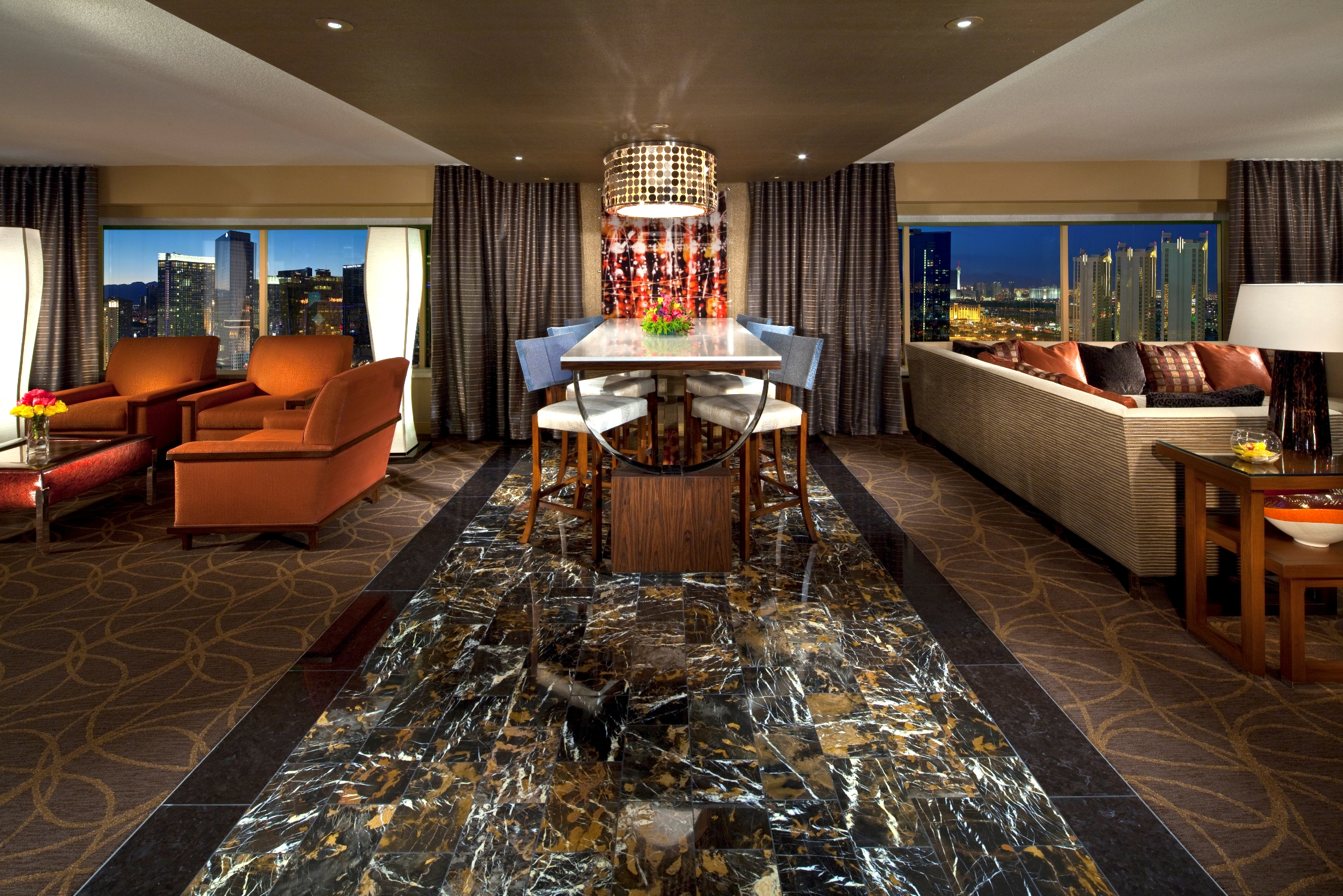 MGM Grand Marks Major Milestone In Grand Renovation With - Mgm signature 2 bedroom suite