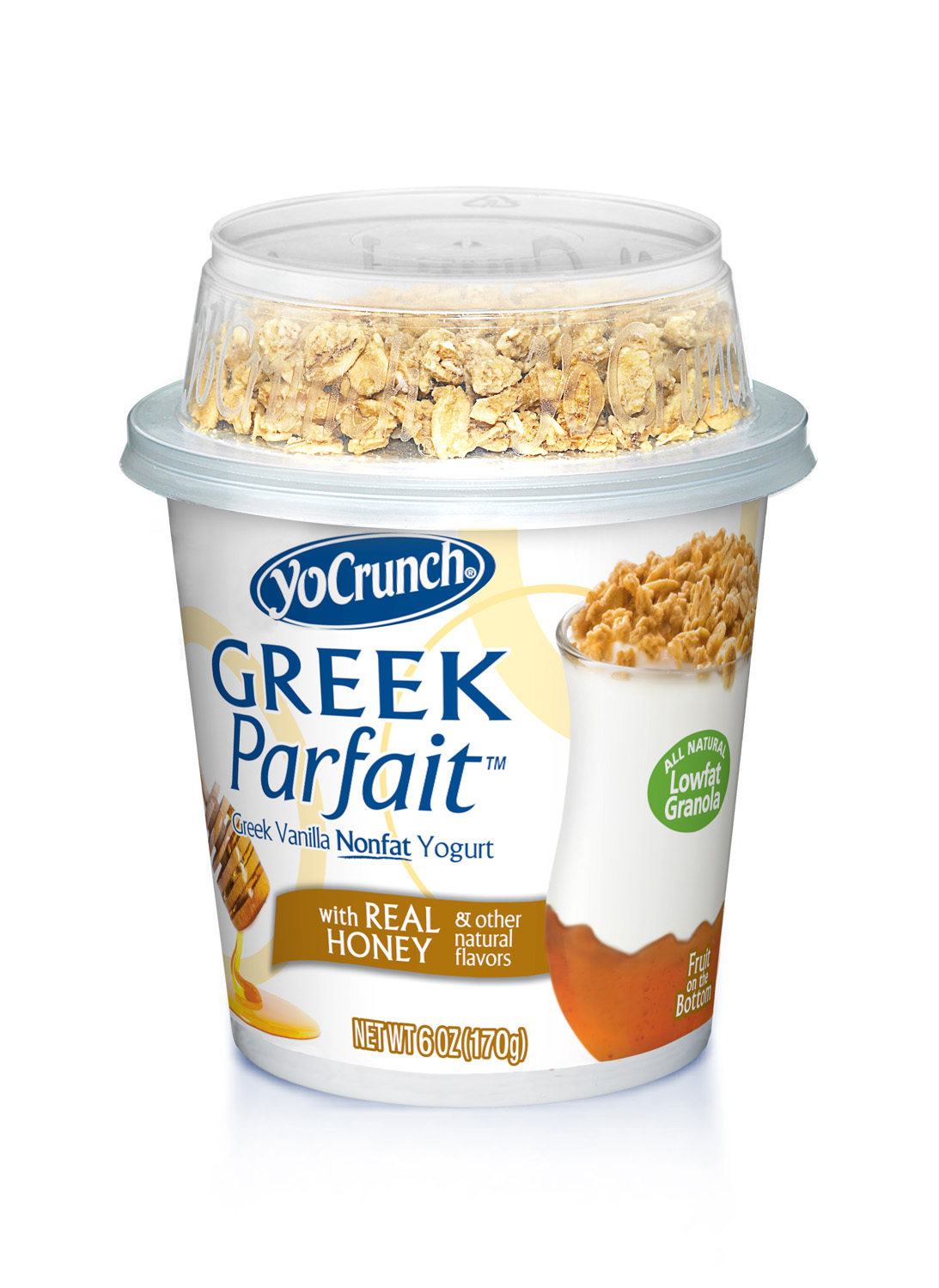 Greek Parfait - Honey