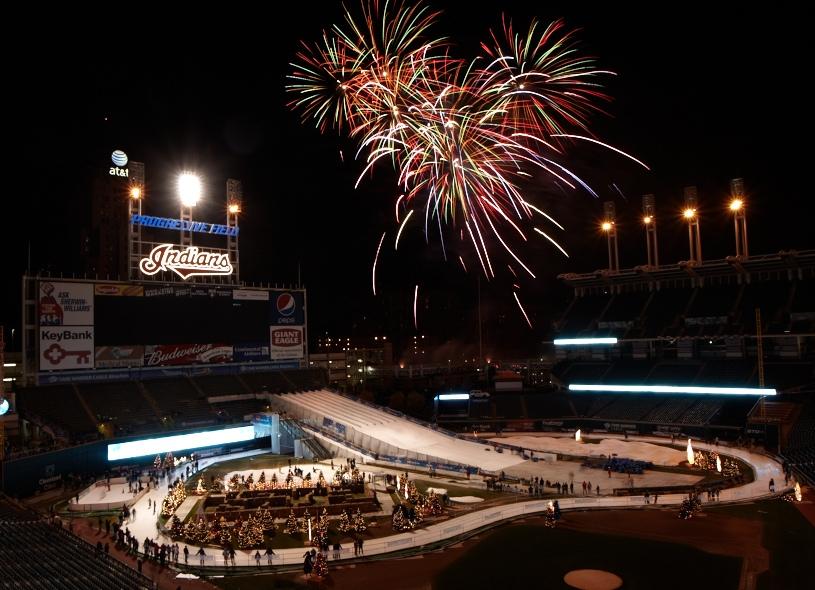 Snow Days at Progressive Field (c) Dan Mendlik