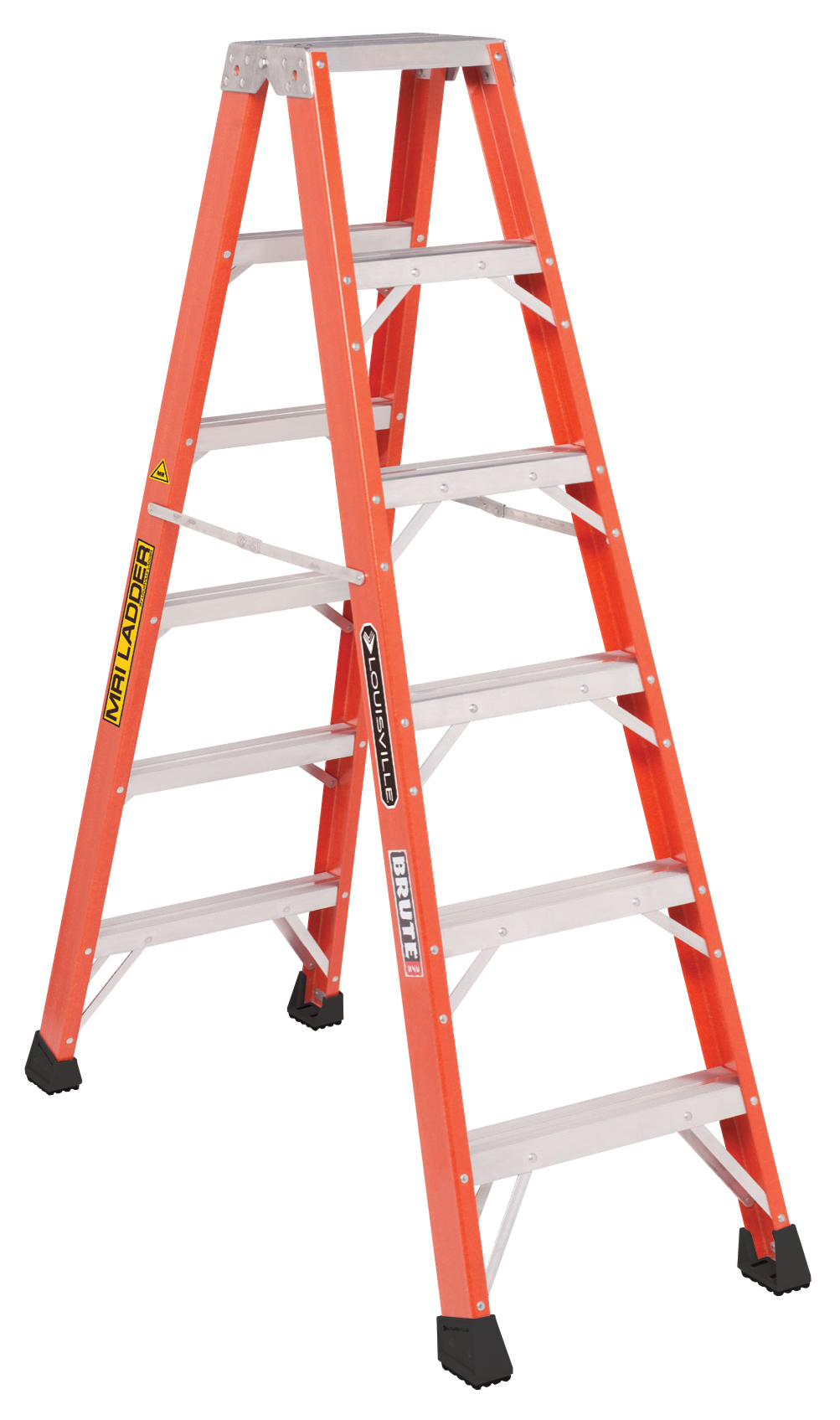 Louisville Ladder's new MRI Ladders are non-magnetic and can be safely used in an MRI environment of 3-Tesla or less.