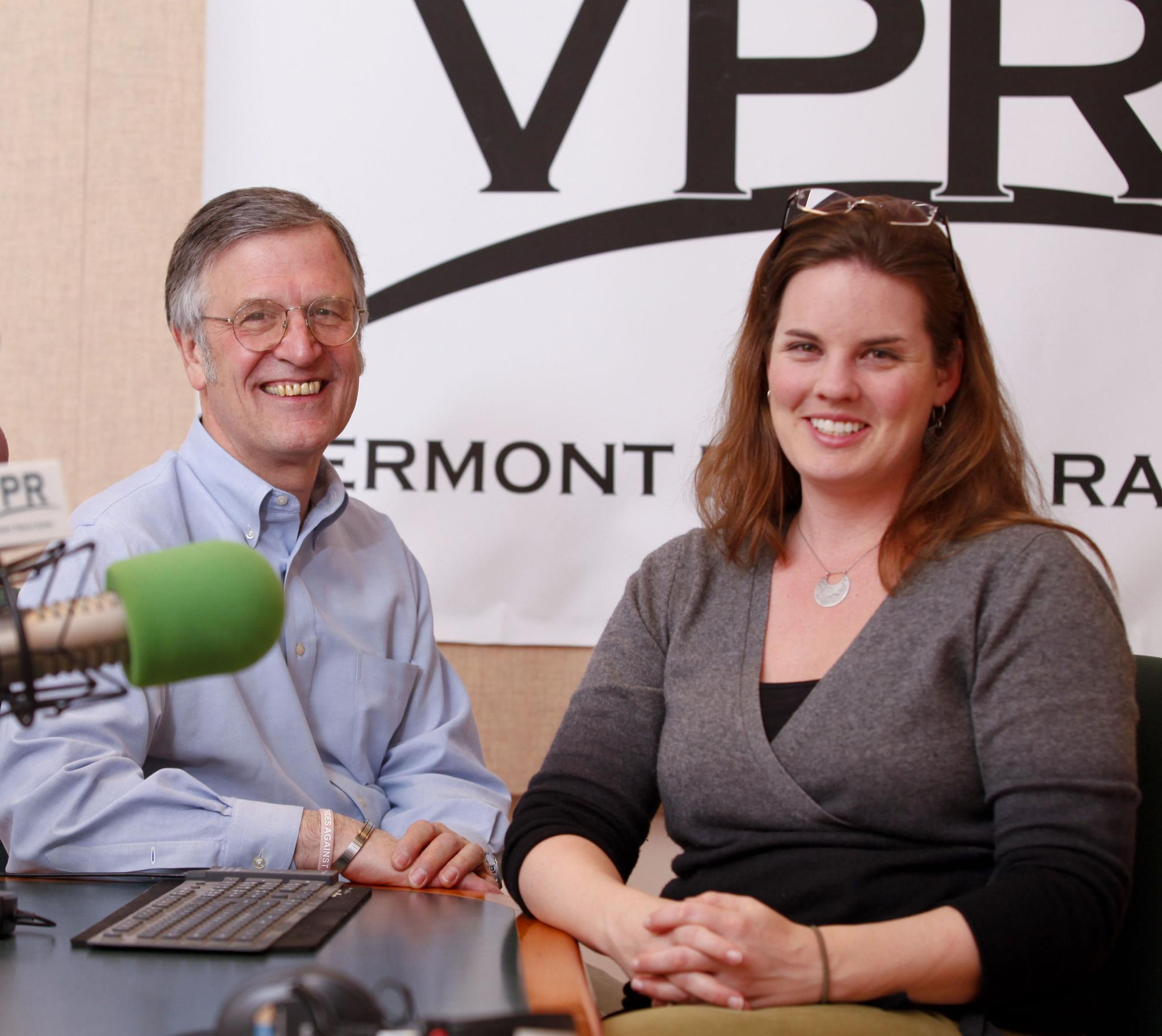 VPR Senior Reporter Bob Kinzel and Vermont Edition Host Jane Lindholm will moderate the first gubernatorial debate of the season.