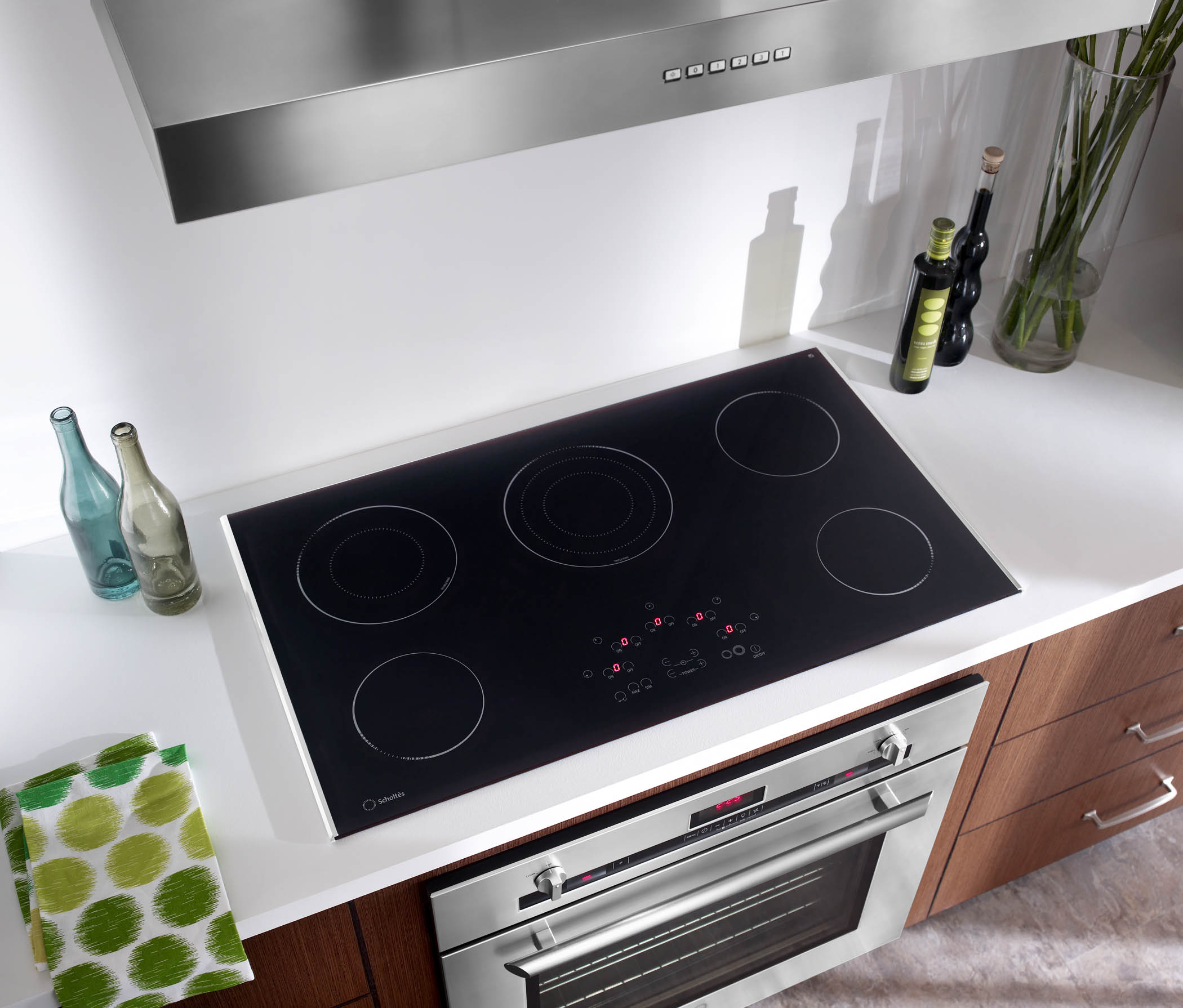 Wall oven under cooktop -  Wall Oven Cooktop Combination Ovens