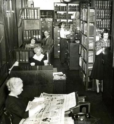 CREDIT: Boston Globe Archive