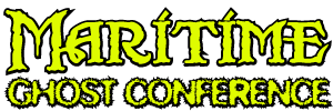 Official Logo of the 2012 Maritime Ghost Conference 