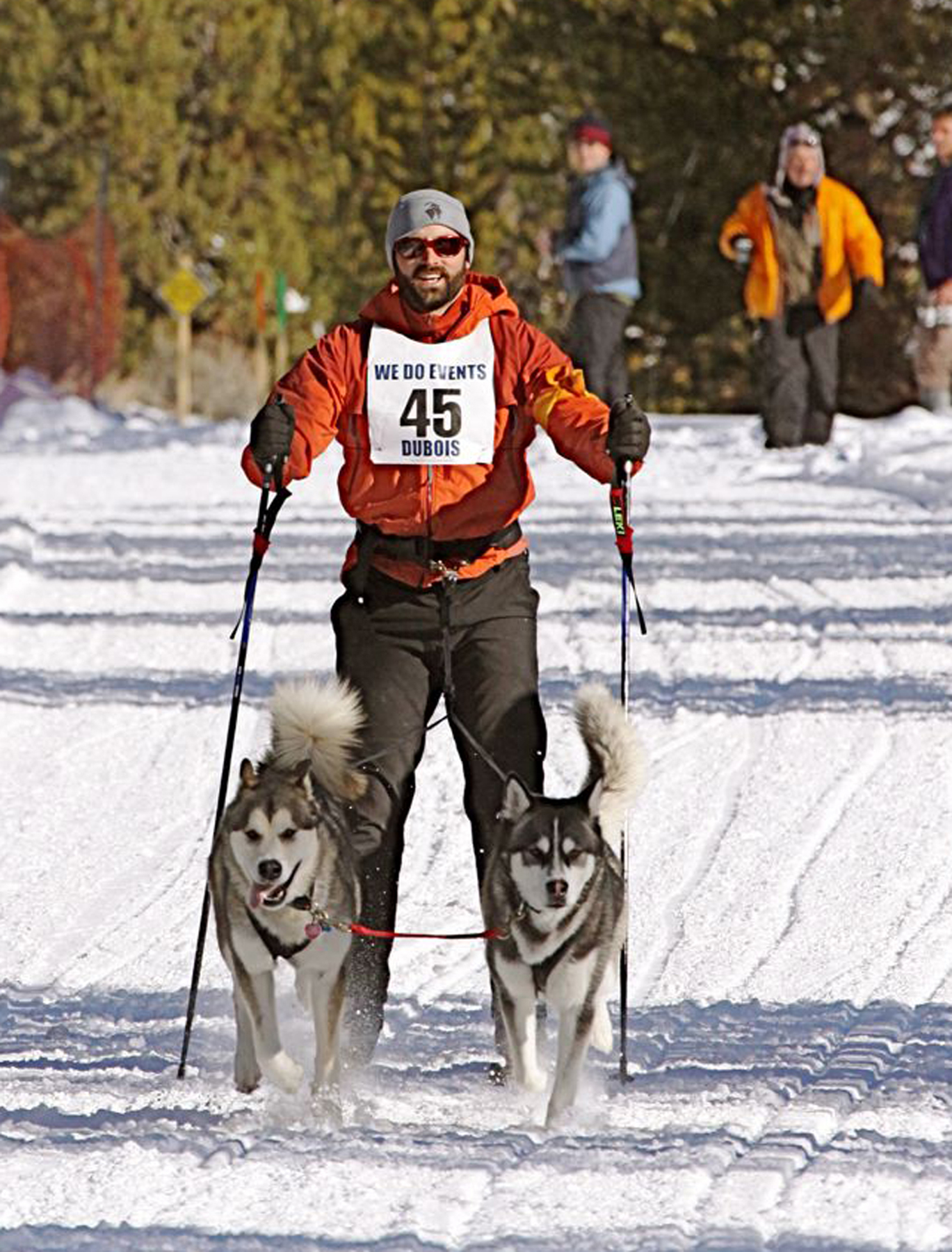 Have fun with the many activities during the Dubois Winterfest February 3-5, 2012.