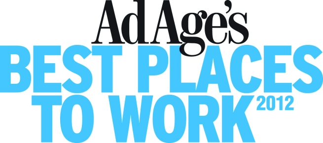 "Digitas has been named one of Advertising Age's ""Best Places to Work"" for the second year in a row!"