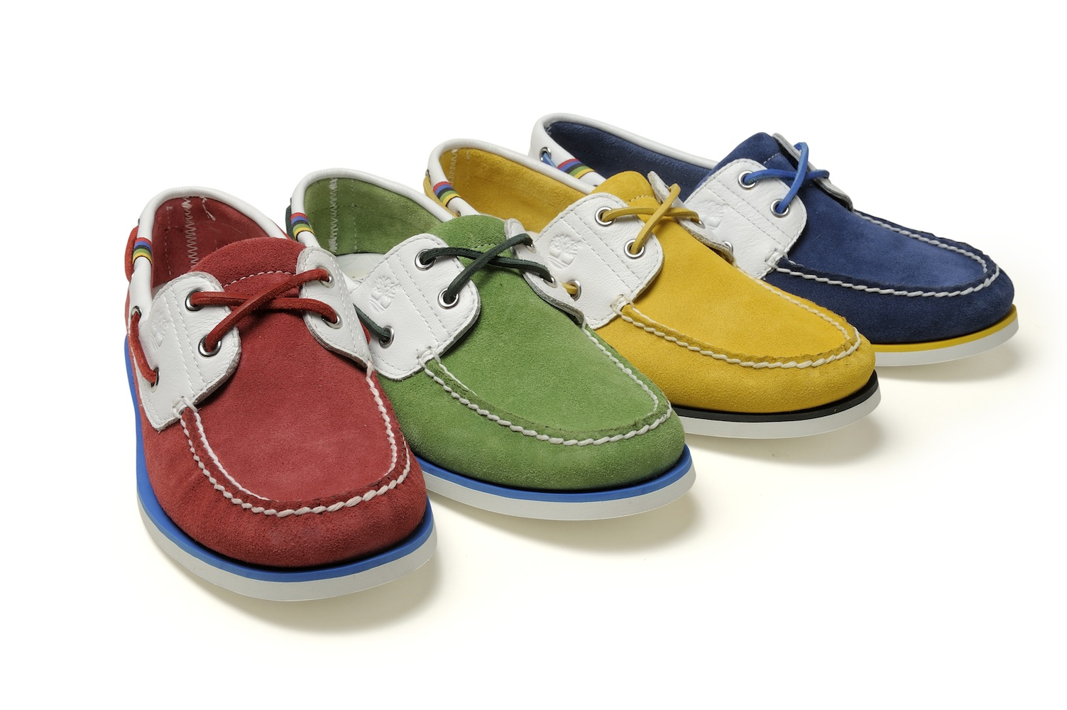 The Timberland Spring Summer 2012 Boat Shoe Collection