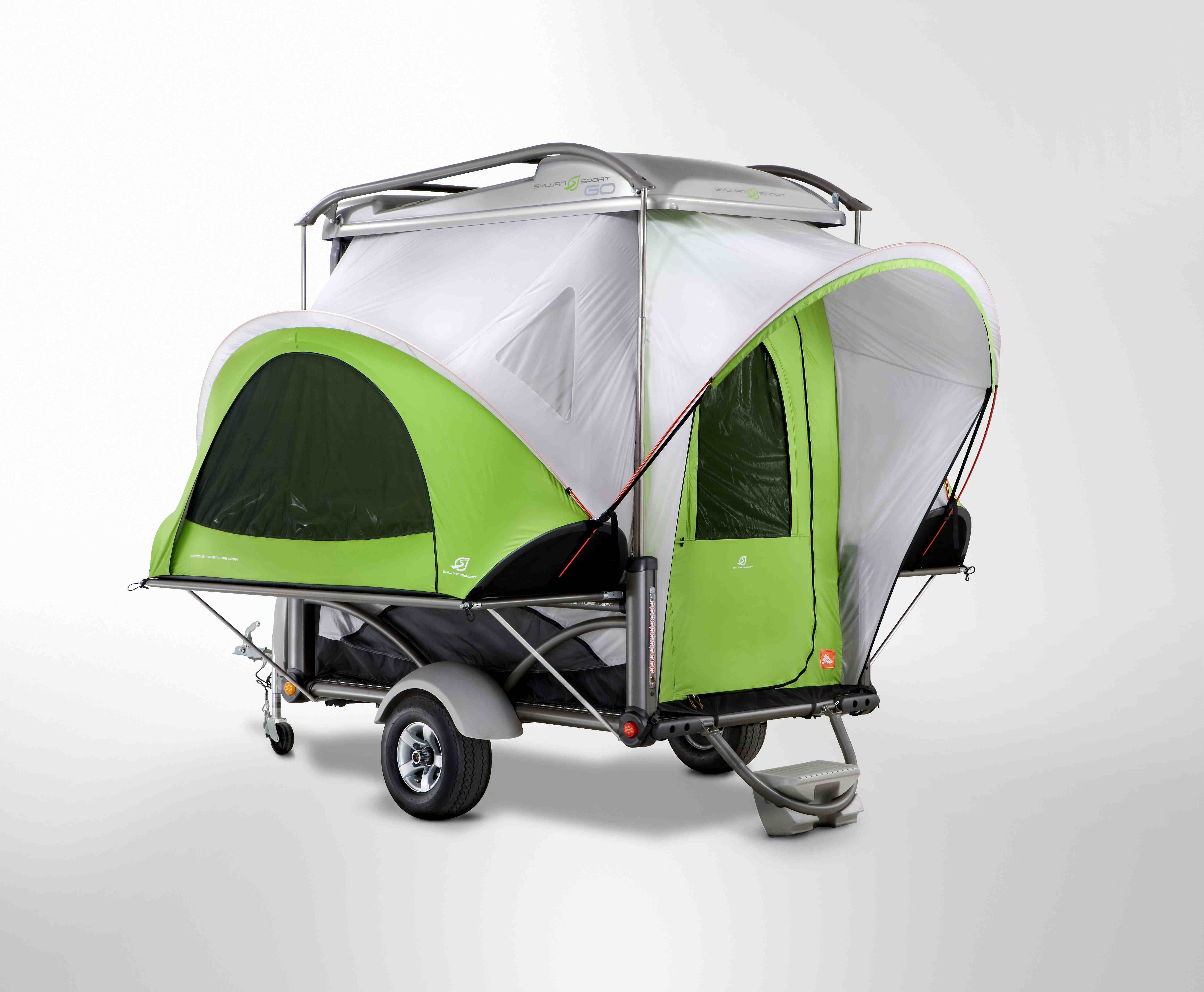The SylvanSport GO with tent