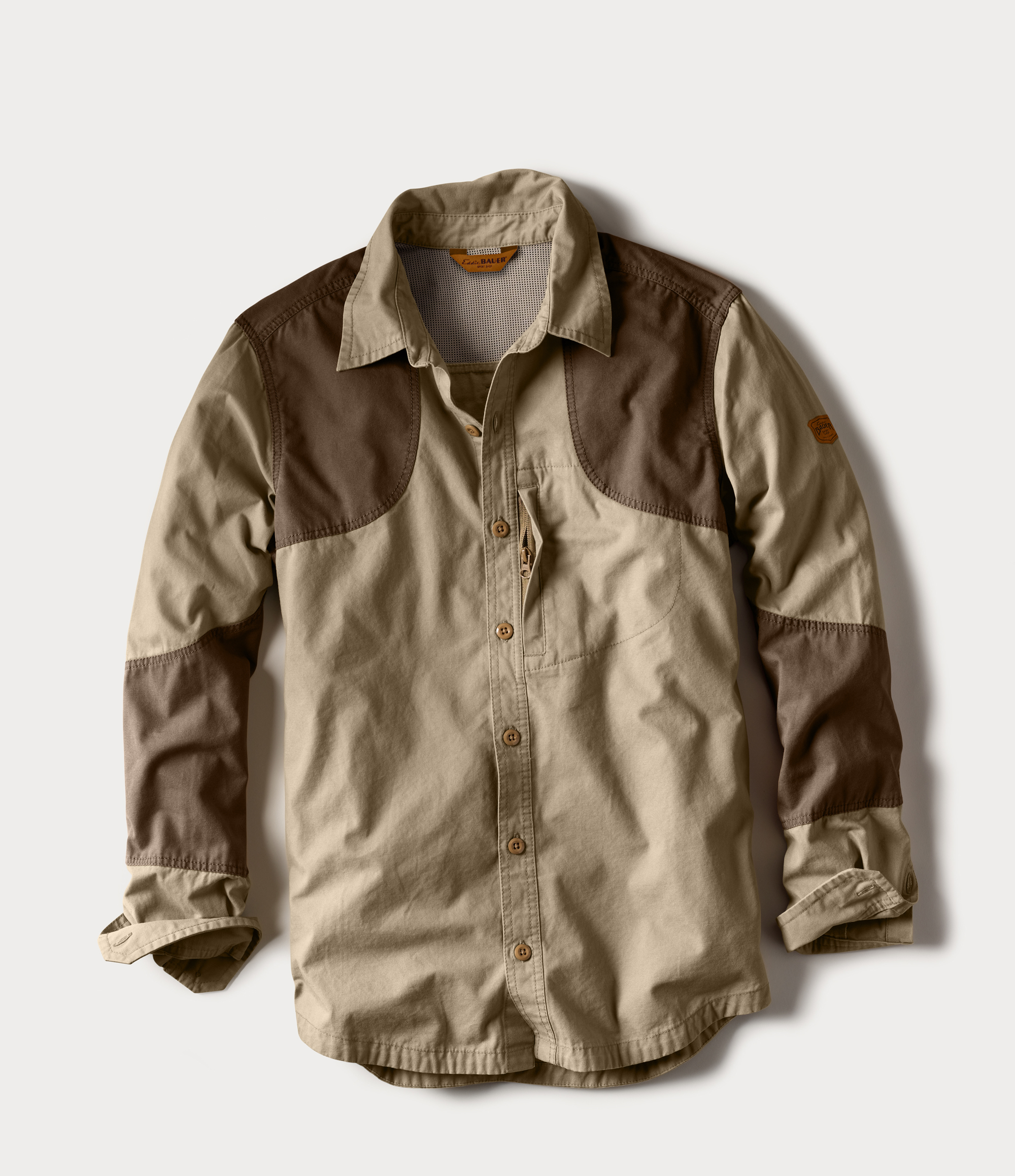 M's Okanogan Hunt Shirt - Tan