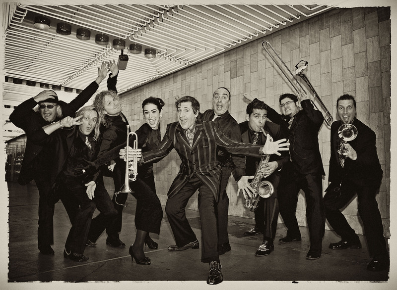 Louis Prima Jr. Band