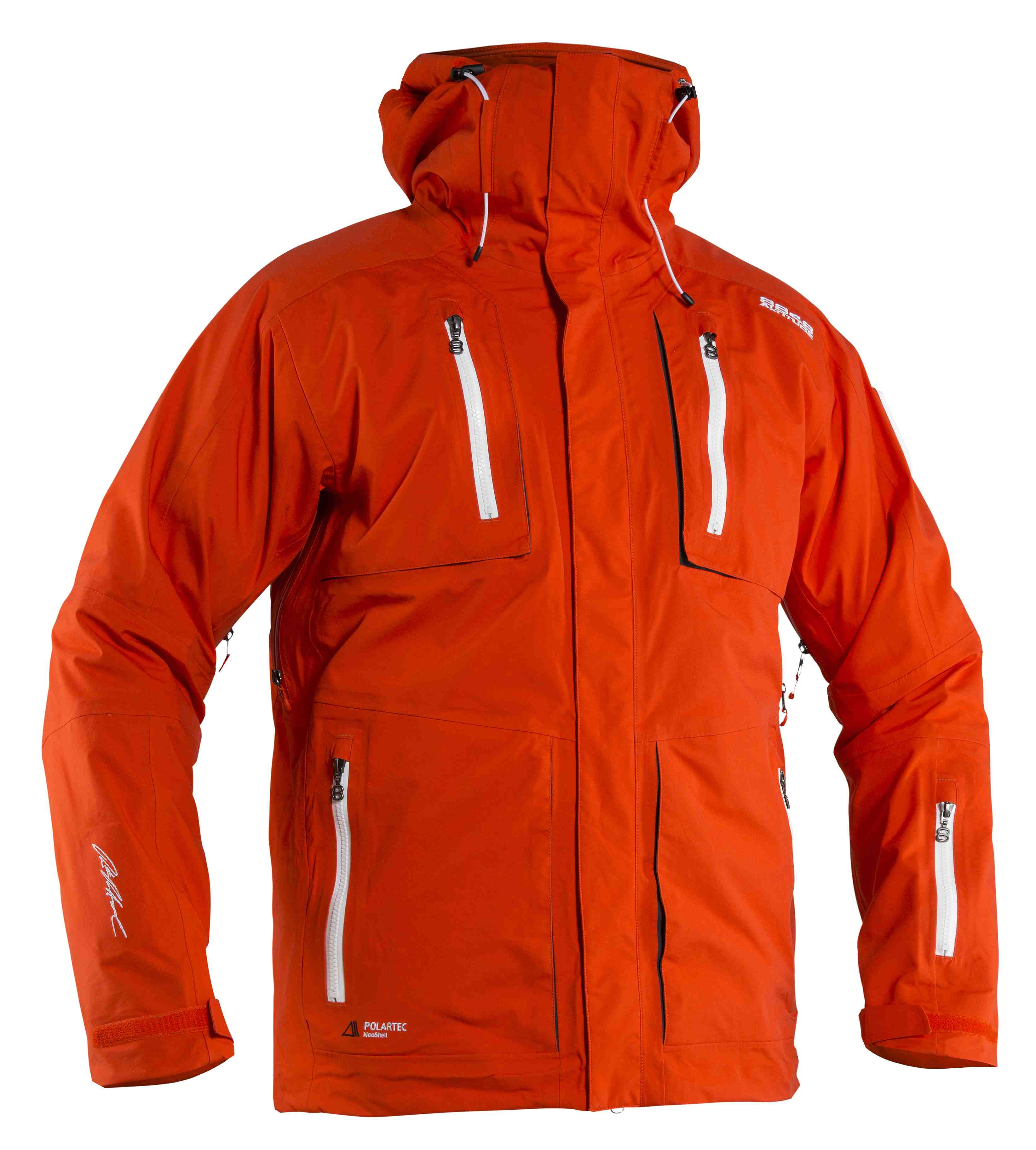 8848 Altitude Reine Barkered signature jacket with Polartecr NeoShellr