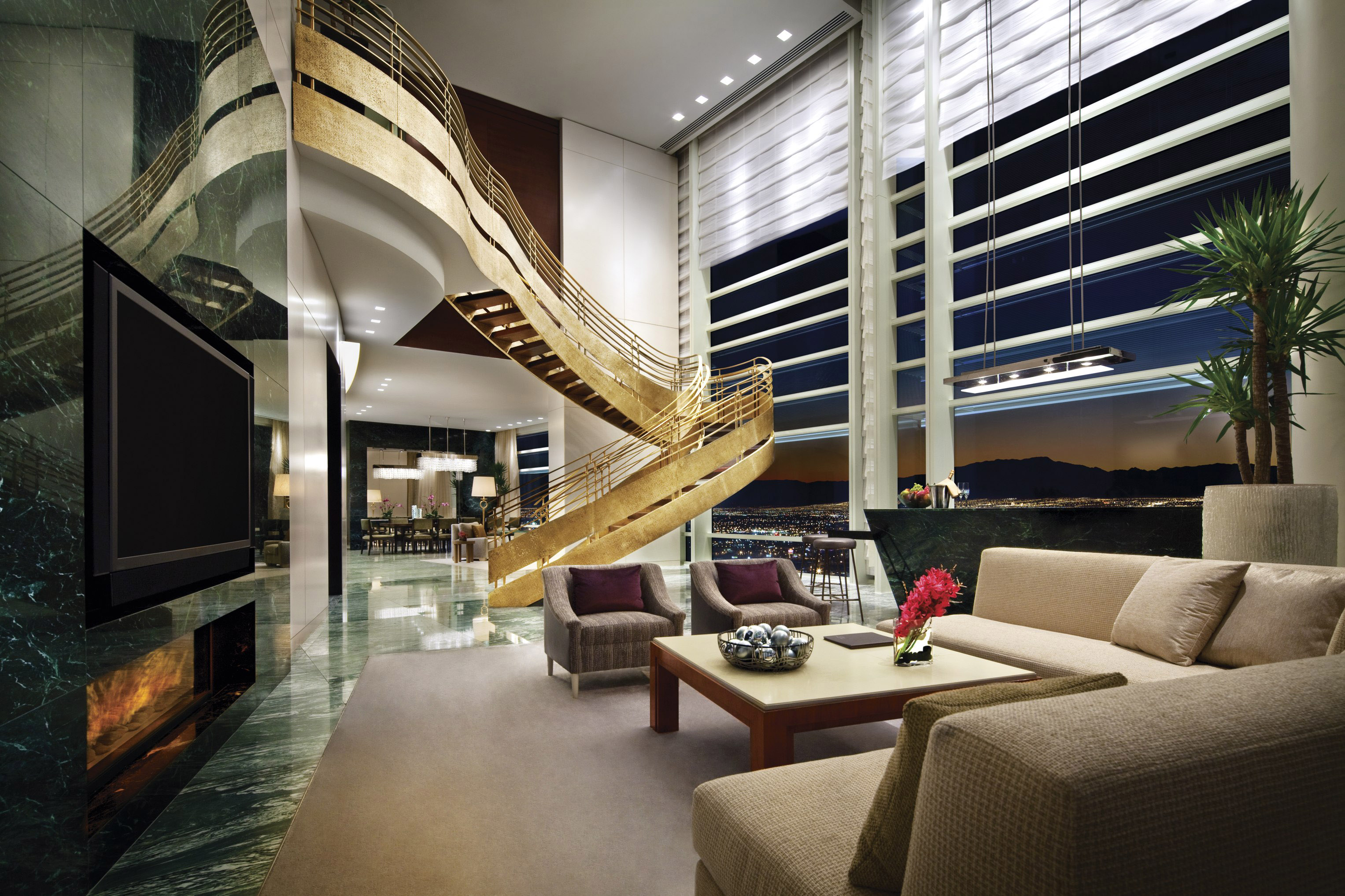 Sky Suites at ARIA Resort & Casino Earns Coveted AAA Five Diamond