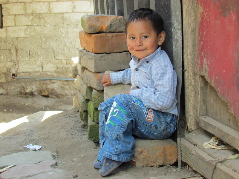 Children International helps over 340,000 children living in crushing poverty.