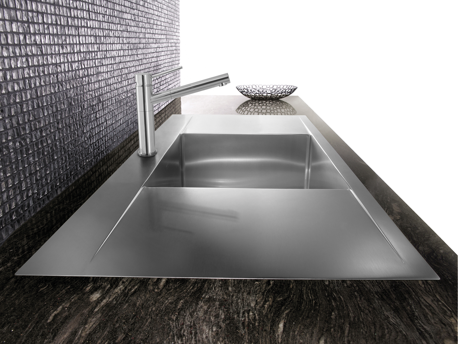 Featuring Revolutionary MicroEdgeT Technology, BLANCO FLOW Is More Than A  Sink   Itu0027s An Architectural