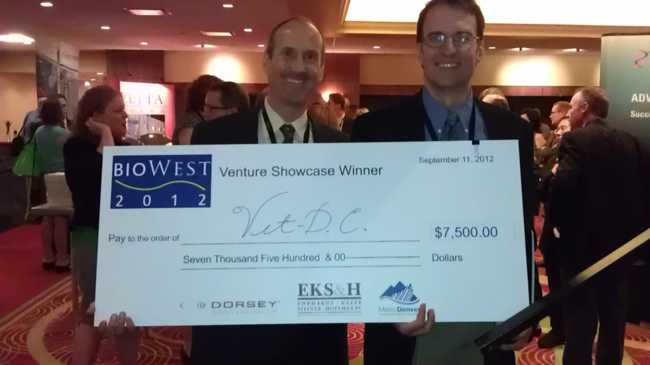 VetDC won the $7,500 cash prize.