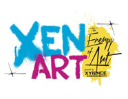 XYIENCE XenArt: The Energy of Art