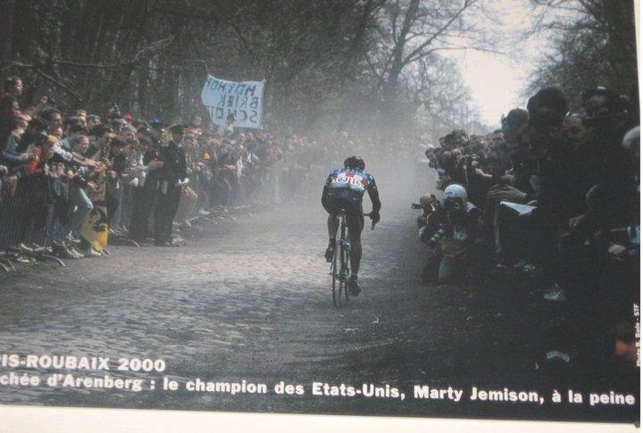 Paris-Roubaix 2000.