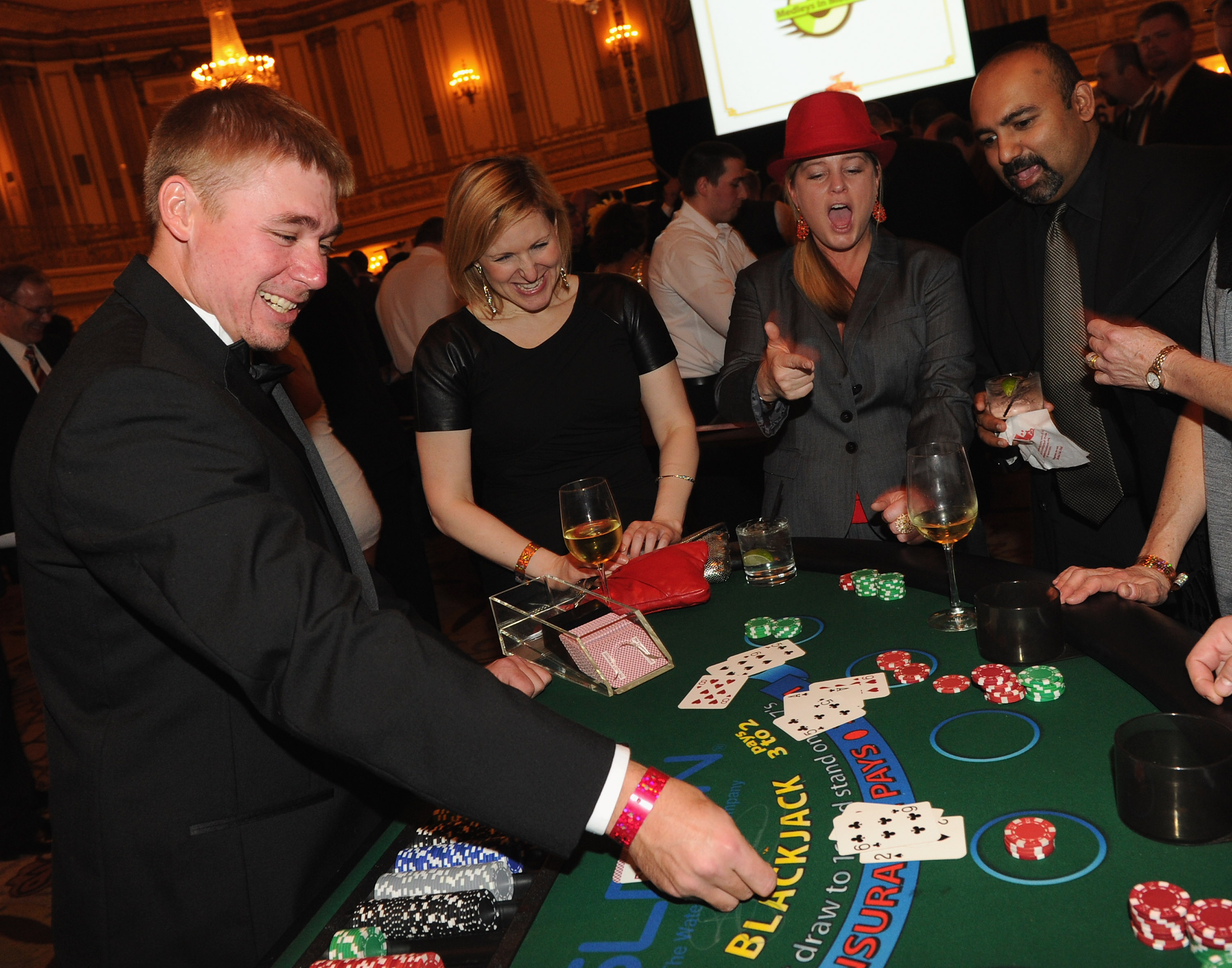 Dempster Foundation Casino Night 2012