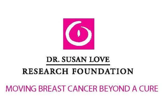 Dr susan love breast cancer research