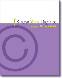 Know Your Rights: Copyright 101 for Artists