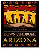 "Sharing Down Syndrome Arizona was founded by Virginia ""Gina"" Johnson in 1991 to help families with loved ones with Down syndrome."