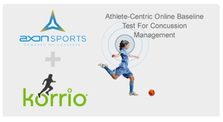 Korrio and Axon Sports