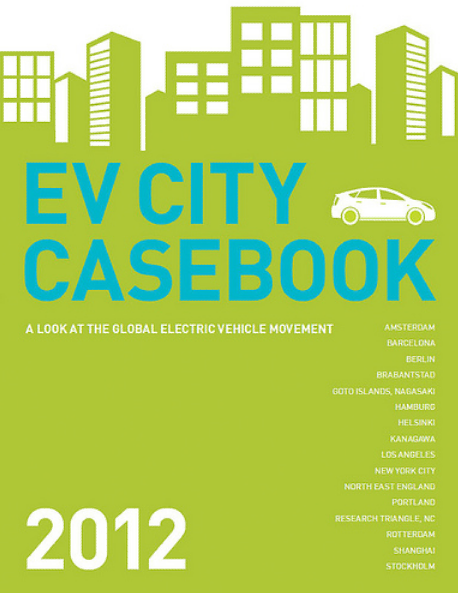 The EV City Casebook is available for download at www.projectgetready.org