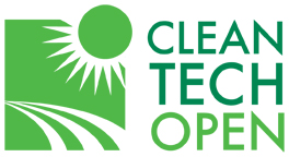 The Cleantech Open is the world's largest cleantech accelerator, a nonprofit organization that fosters the most promising startups in clean-technology fields through a nine-month program that includes education, relationship building and funding opportunities.