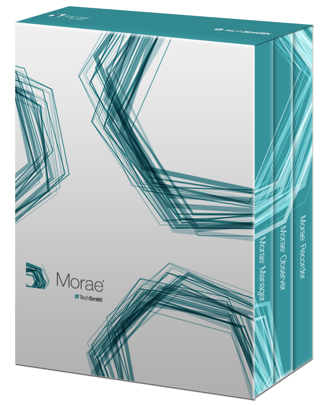 Morae 3.3 by TechSmith