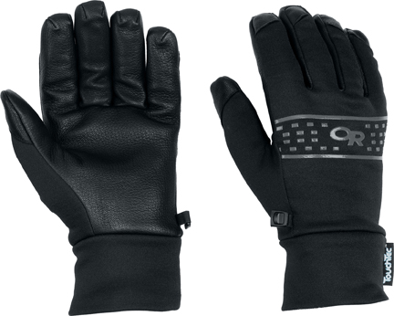 Outdoor Research Sensor Glove with Touch-Tec Leather