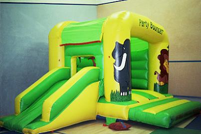 bouncy castle hire Hull