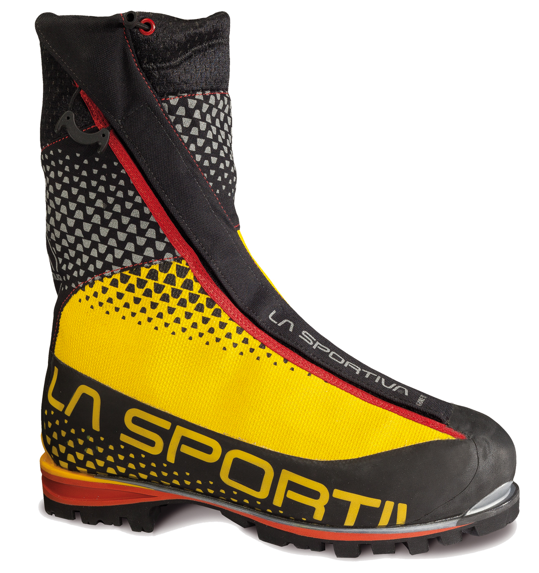 La Sportiva's new Batura 2.0 GTX mountain boot.