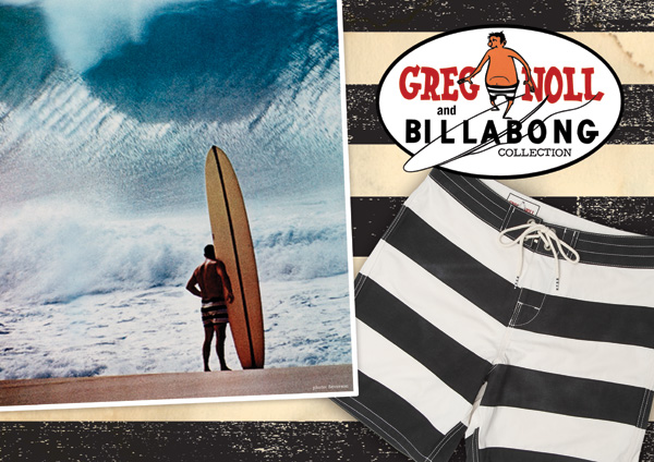 Noll Surfboards Announces Collaboration with Billabong