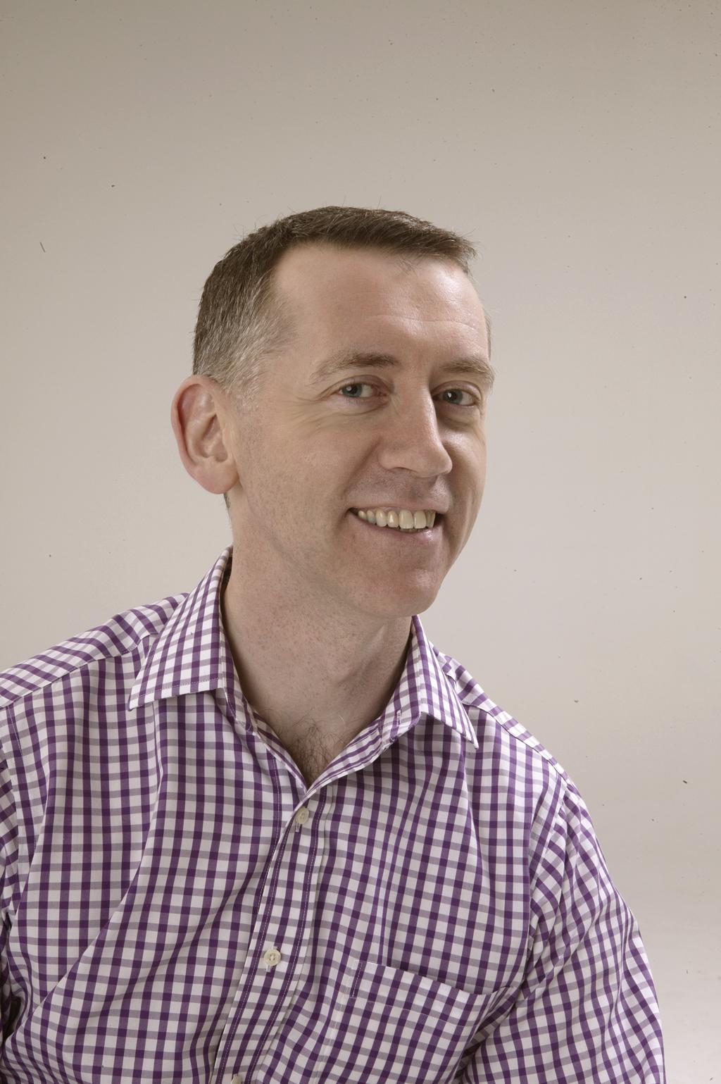 Rory Carlton, principal at Arketi Group