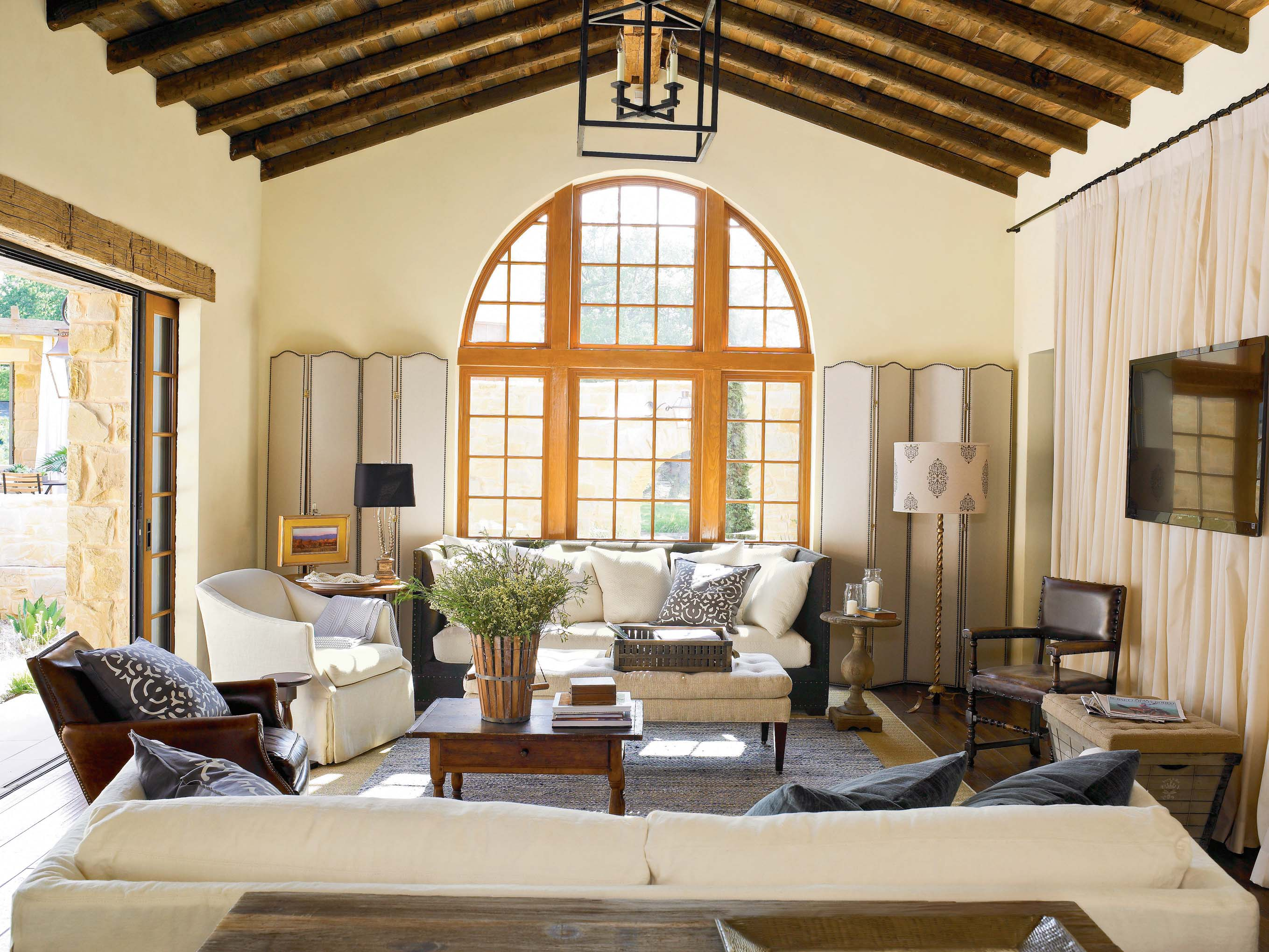 Rustic Country Living Room Decorating Texas Country Living Room Living Room 2017