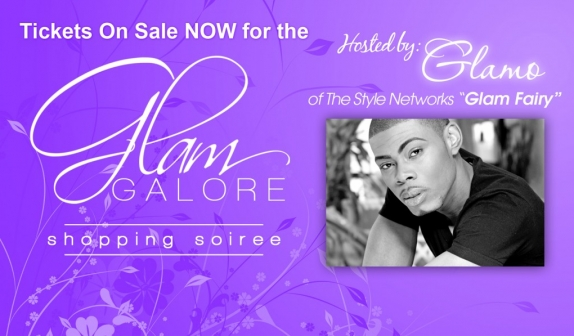 Glam Galore Shopping Soiree 2012
