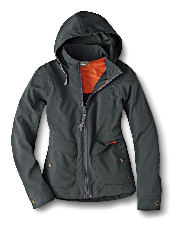 Women's Travexr Soft Shell Jacket
