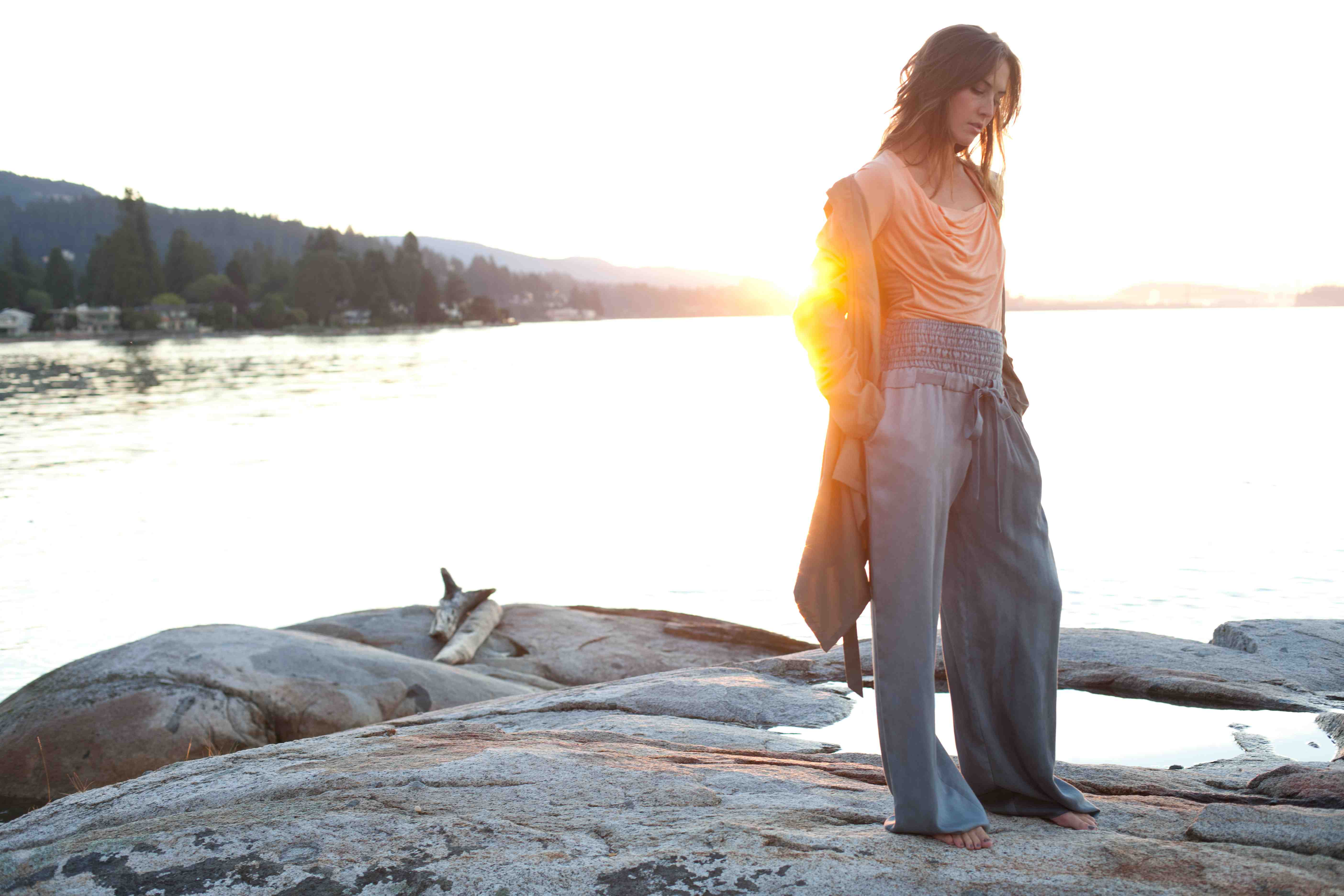 Nicole Bridger Designs - Appreciation Pants SS12