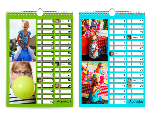 Photo Calendars