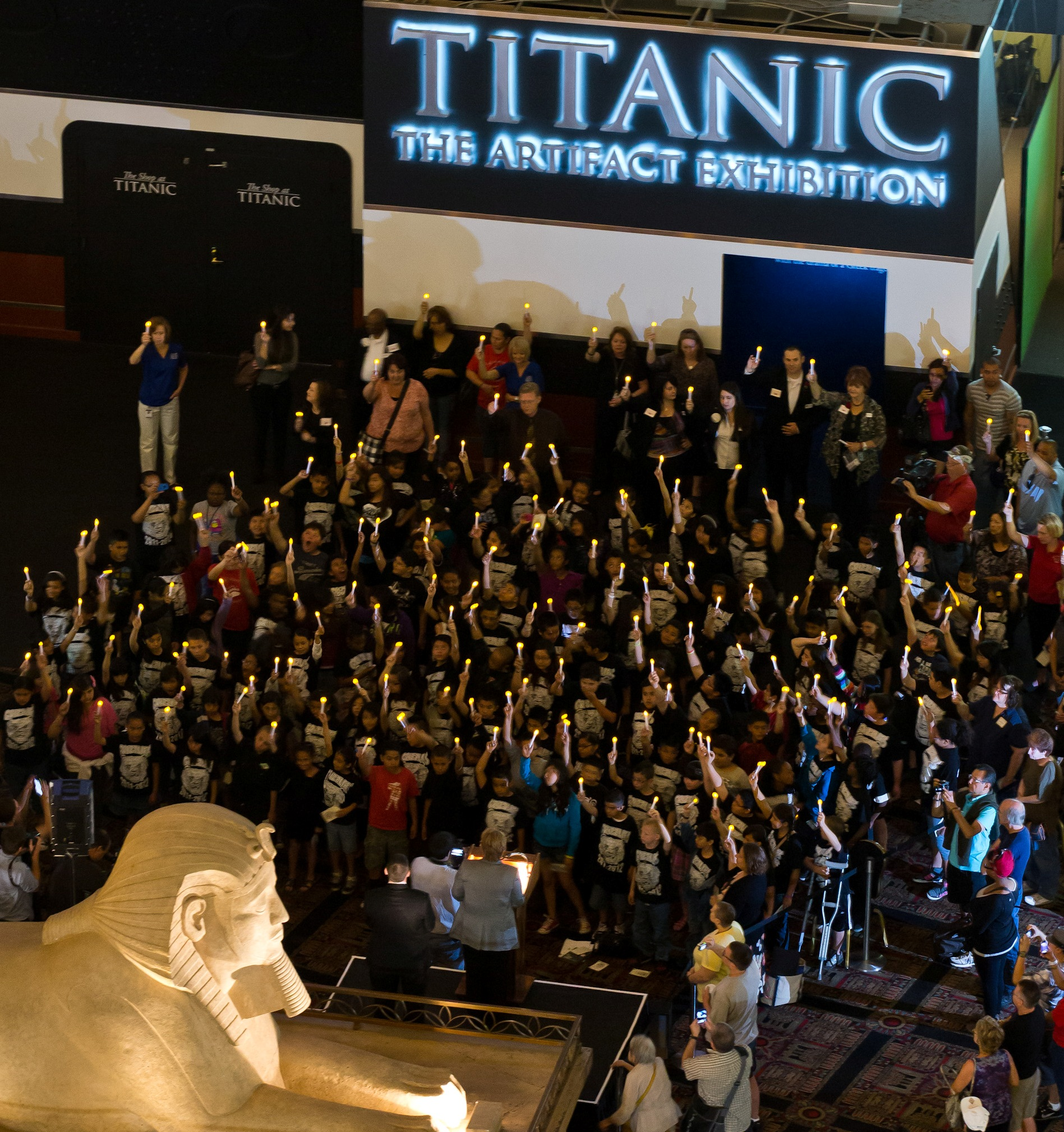 Titanic: The Artifact Exhibition commemorates the Centennial of RMS Titanic