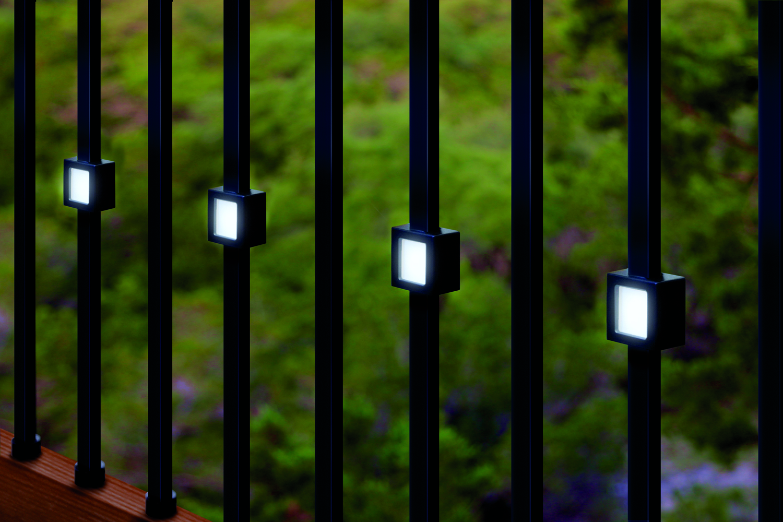 Deckorators introduces new low voltage accent lighting for decks