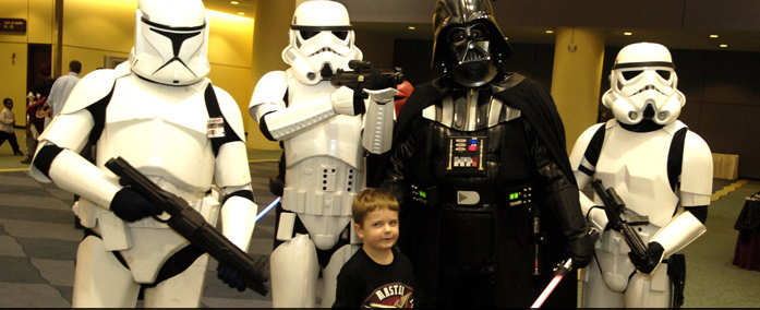Stormtroopers - Fan Expo Canada