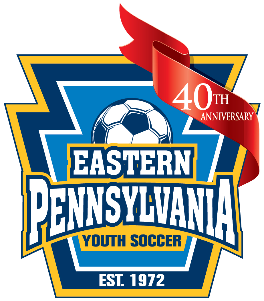 Eastern Pennsylvania Youth Soccer has worked throughout Eastern Pennsylvania to promote, foster and perpetuate the game of soccer to the region's youth since 1972.  Through competitions, educational programs, workshops and coaching clinics, Eastern Pennsylvania Youth Soccer currently impacts the lives of more than 130,000 youth soccer players from ages five to 19.