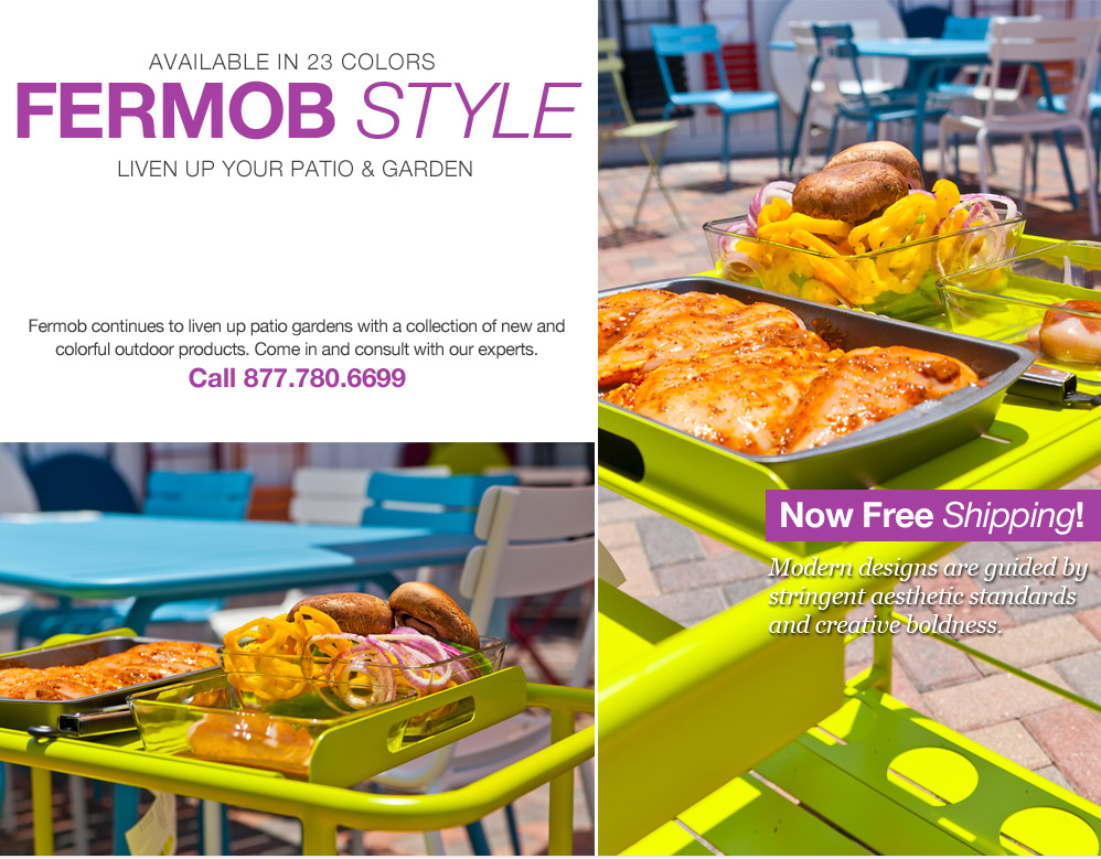 Fermob Bistro Furniture