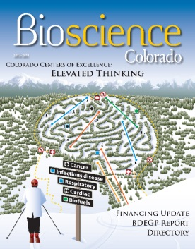 2012 Bioscience Colorado Magazine