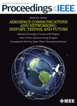 Proceedings of the IEEE Cover or special issue on Aerospace technology