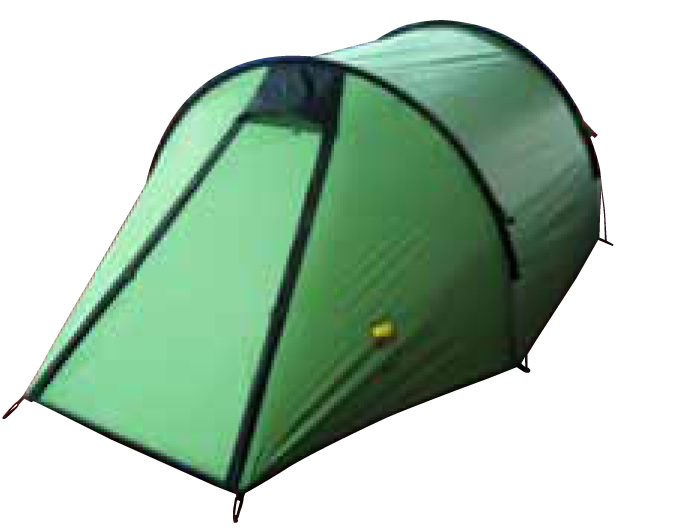 The Hoolie 2 tunnel tent will retail for $180.