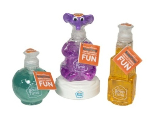 Four-piece kit including a SmartBase, ABC, Earth and Elephant bottles is $16.97 each.