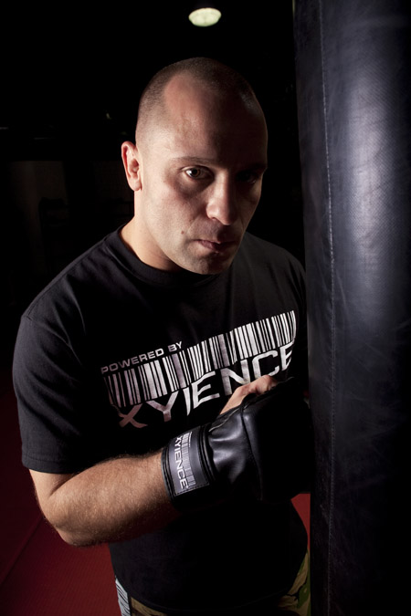 "XYIENCE athlete Matt ""The Terror"" Serra"